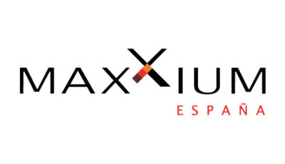 logo vector Maxxium España