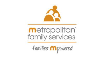 logo vector Metropolitan Family Services