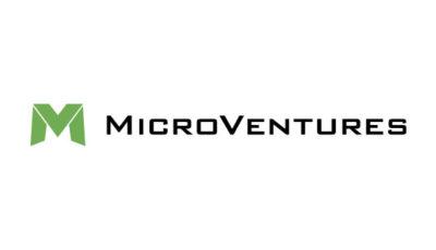 logo vector Microventures