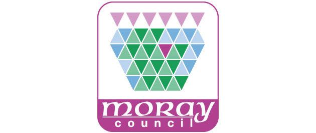 logo vector Moray Council