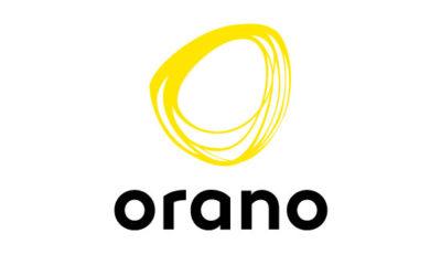 logo vector Orano