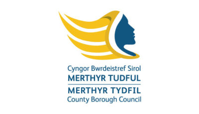 logo vector Merthyr Tydfil County Borough Council