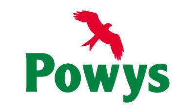 logo vector Powys County Council