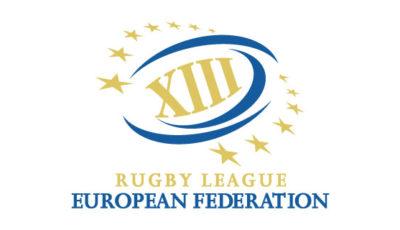 logo vector Rugby League European Federation