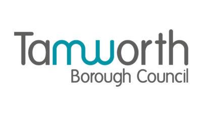 logo vector Tamworth Borough Council