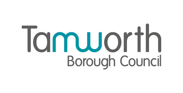 logo vector Tamworth Borough Council