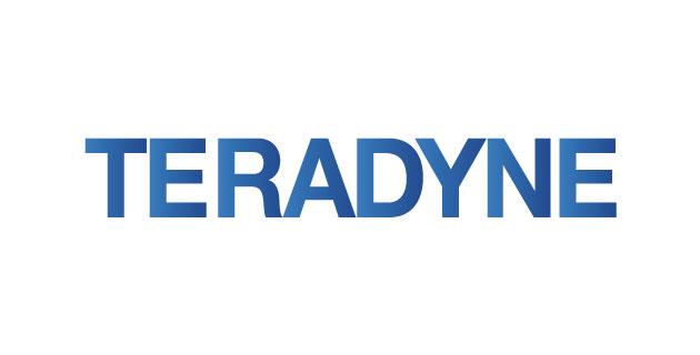 logo vector Teradyne