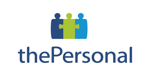 logo vector The Personal