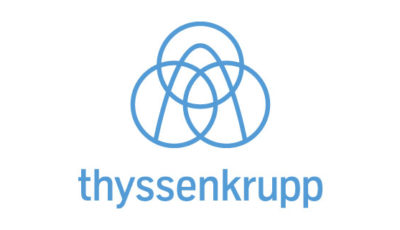 logo vector thyssenkrupp AG
