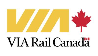 logo vector VIA Rail Canadá