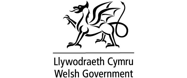 logo vector Welsh Government