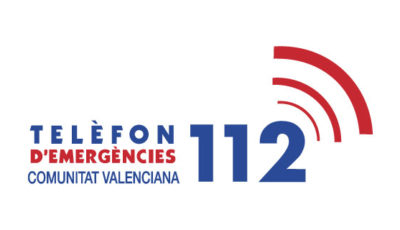 logo vector 112 Comunitat Valenciana