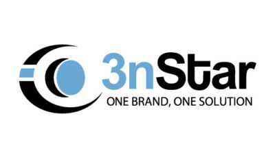 logo vector 3nStar