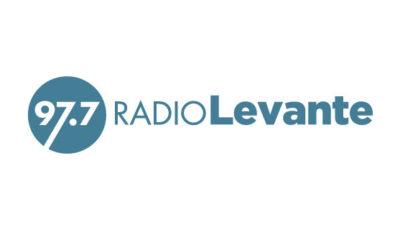 logo vector 97.7 Radio Levante