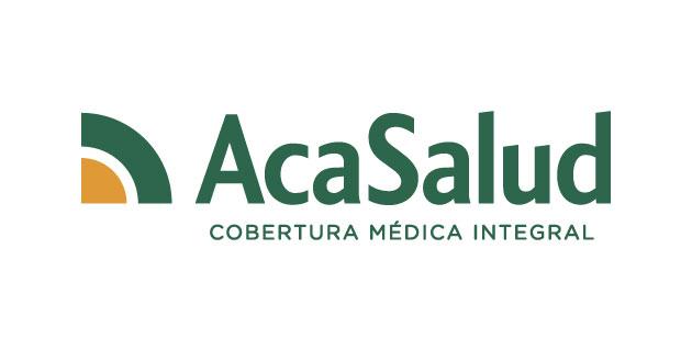 logo vector Aca Salud