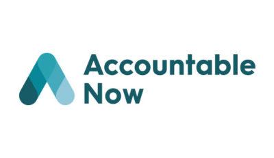 logo vector Accountable Now