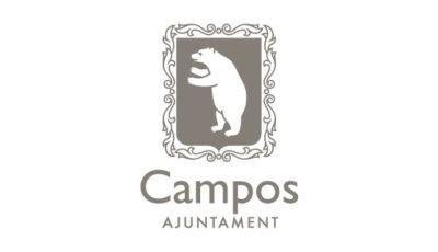 logo vector Ajuntament de Campos