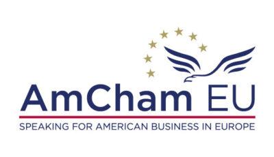 logo vector AmCham EU