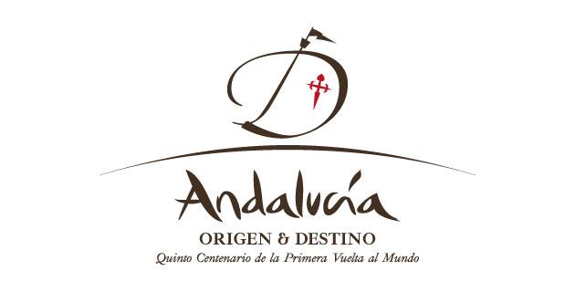 logo vector Andalucía Origen y Destino