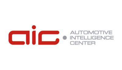 logo vector AIC-Automotive Intelligence Center