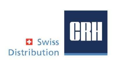 logo vector CRH Swiss Distribution