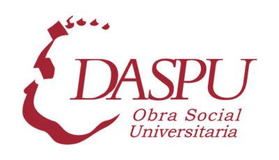 logo vector DASPU Obra Social Universitaria