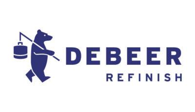 logo vector DeBeer Refinish