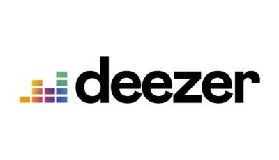 logo vector Deezer