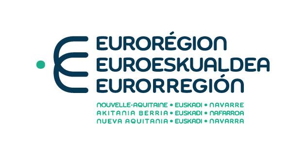 logo vector Eurorégion Nouvelle Aquitaine-Euskadi-Navarre