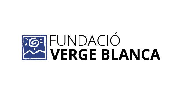 logo vector Fundació Verge Blanca