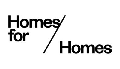 logo vector Homes for Homes