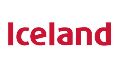 logo vector Iceland