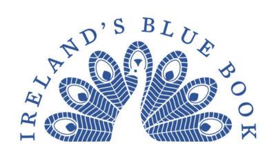 logo vector Ireland's Blue Book