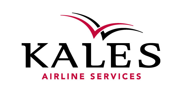 logo vector Kales Airline Services