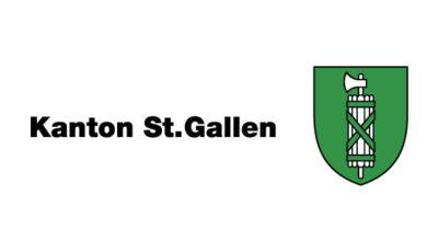 logo vector Kanton St.Gallen
