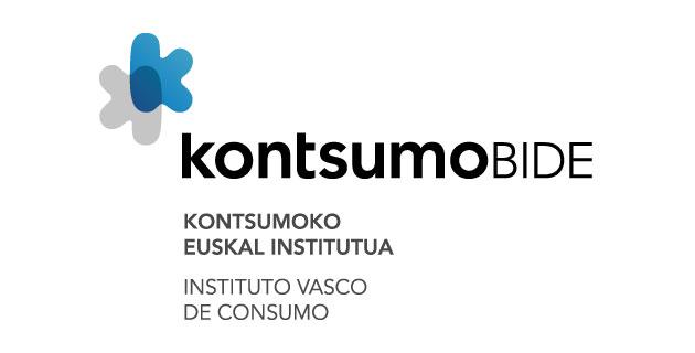 logo vector Kontsumobide - Instituto Vasco de Consumo