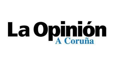 logo vector La Opinión A Coruña