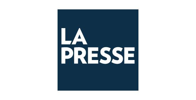 logo vector La Presse