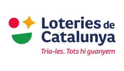 logo vector Loteries de Catalunya