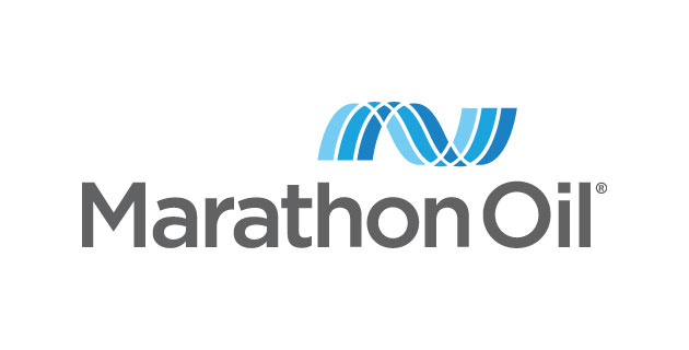 logo vector Marathon Oil