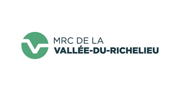 logo vector MRC de La Vallée-du-Richelieu
