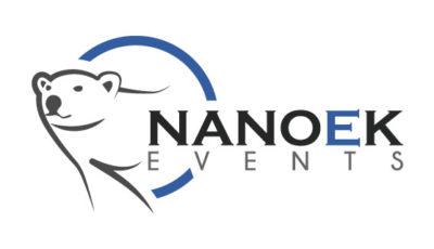 logo vector Nanoek Events
