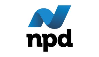 logo vector NPD Group