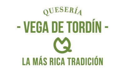 logo vector Quesería Vega de Tordín
