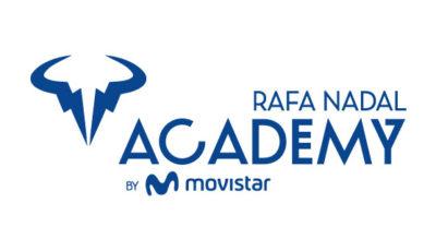 logo vector Rafa Nadal Academy by Movistar