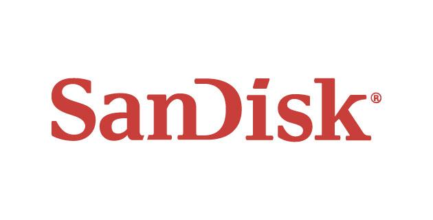 logo vector SanDisk