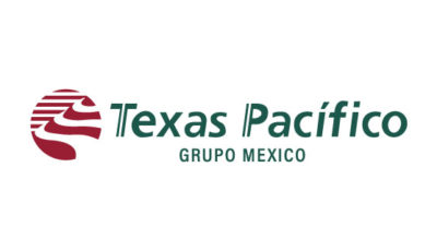 logo vector Texas Pacífico Transportation