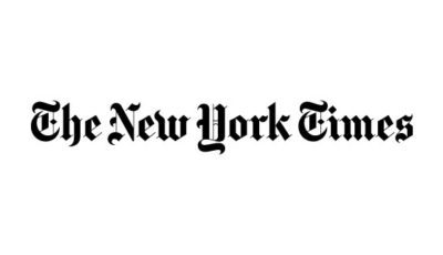 logo vector The New York Times
