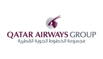 logo vector The Qatar Airways Group