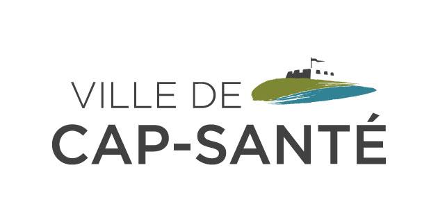 logo vector Ville de Cap-Santé